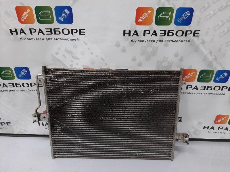 Радиатор кондиционера Ssangyong Kyron DJ D20DT 2008 (б/у)
