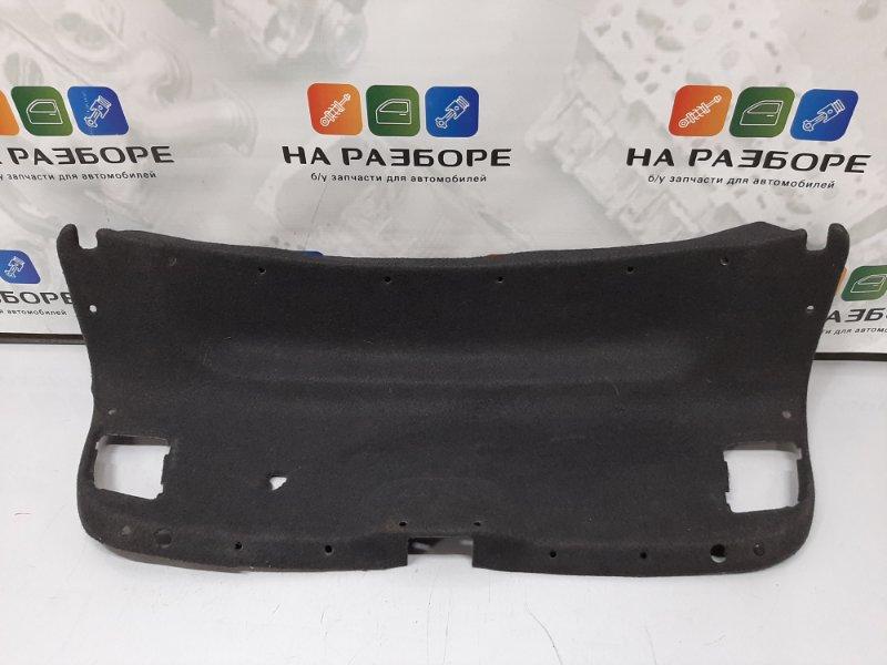Обшивка крышки багажника Skoda Superb (б/у)