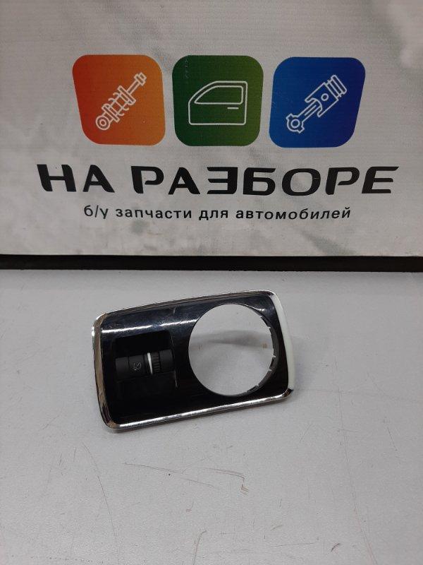 Кнопка управления щитком приборов Skoda Superb (б/у)