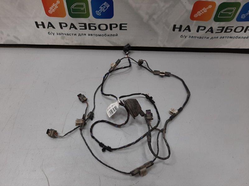 Проводка бампера Skoda Superb (б/у)