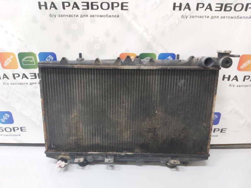Радиатор двс Nissan Primera P10 (б/у)