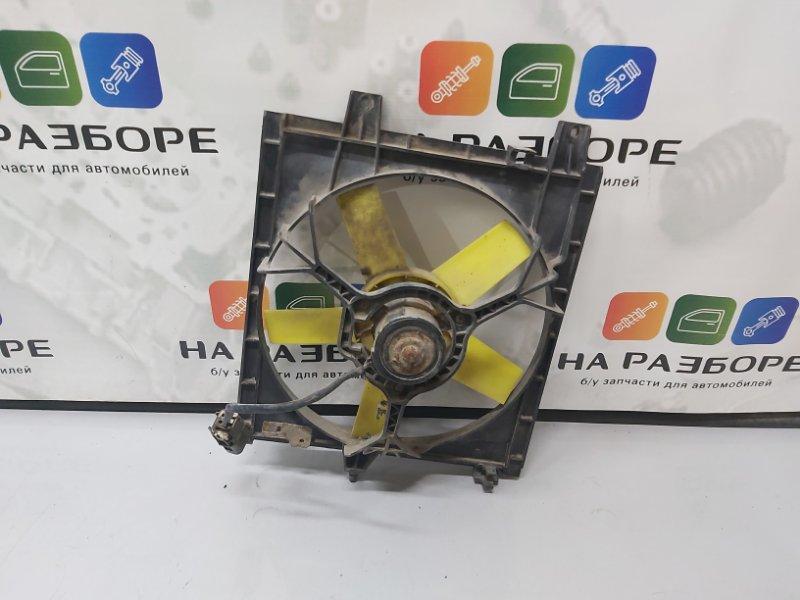Диффузор в сборе Nissan Primera P10 (б/у)