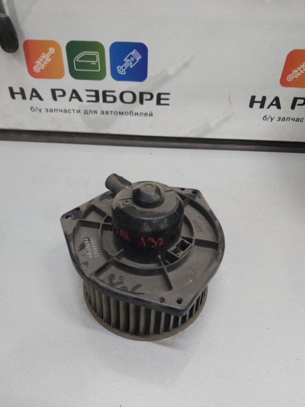 Мотор печки Nissan Maxima A32 (б/у)