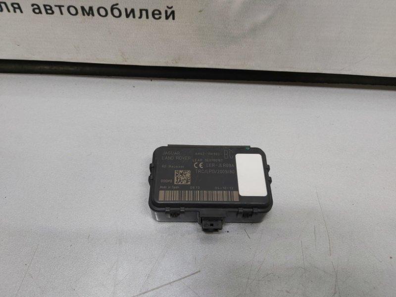 Блок управления центральным замком Jaguar Xf X250 AJ126 2013 (б/у)