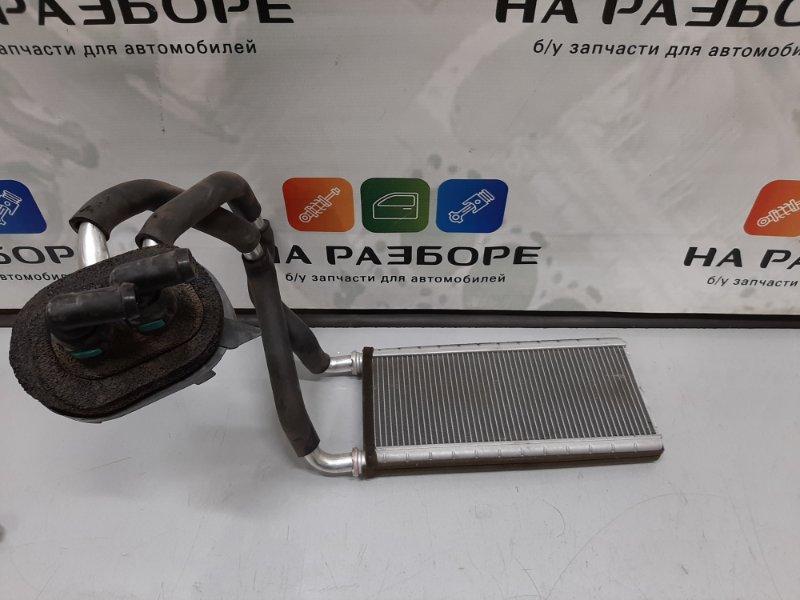 Радиатор печки Jaguar Xf X250 AJ126 2013 (б/у)