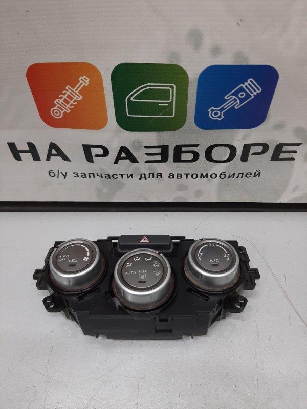 Панель управления климат-контролем Subaru Impreza 3 (б/у)