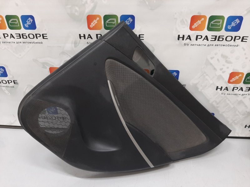 Обшивка двери Hyundai Solaris (б/у)