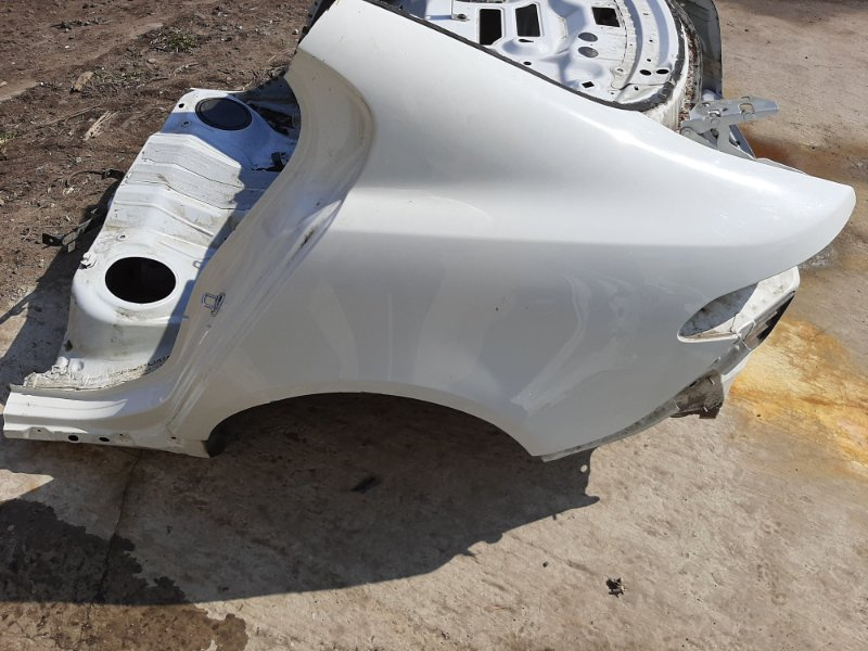 Четверть Jaguar Xf X250 AJ126 2013 задний левый (б/у)