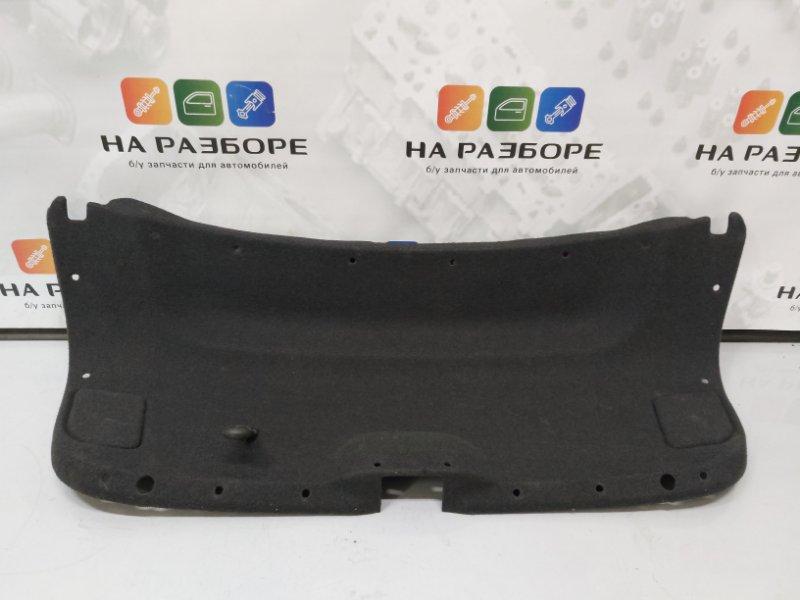 Обшивка крышки багажника Skoda Superb 3T CDA 2011 (б/у)