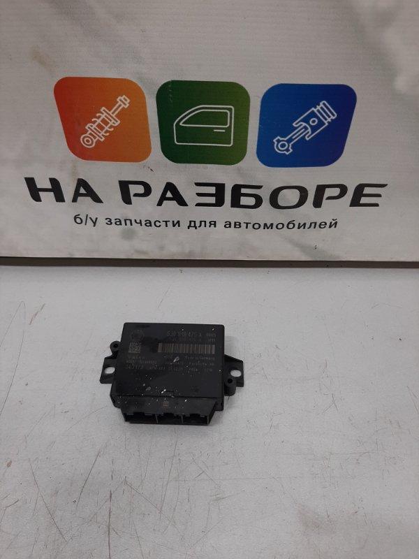 Блок управления парктроником Skoda Superb 3T CDA 2011 (б/у)