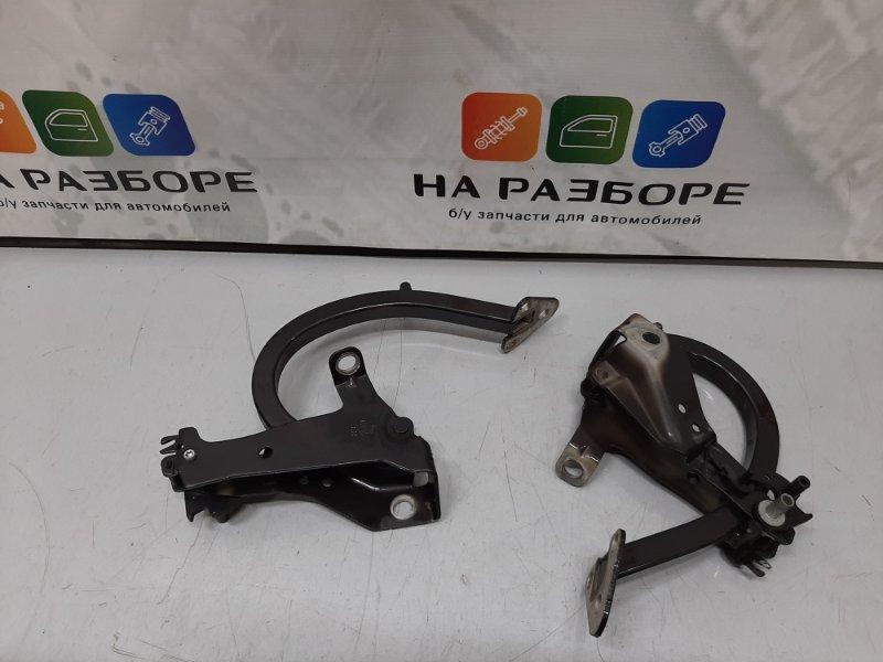 Петля крышки багажника Skoda Superb 3T CDA 2011 (б/у)