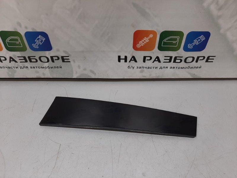 Накладка двери наружная Skoda Superb 3T CDA 2011 задняя правая (б/у)