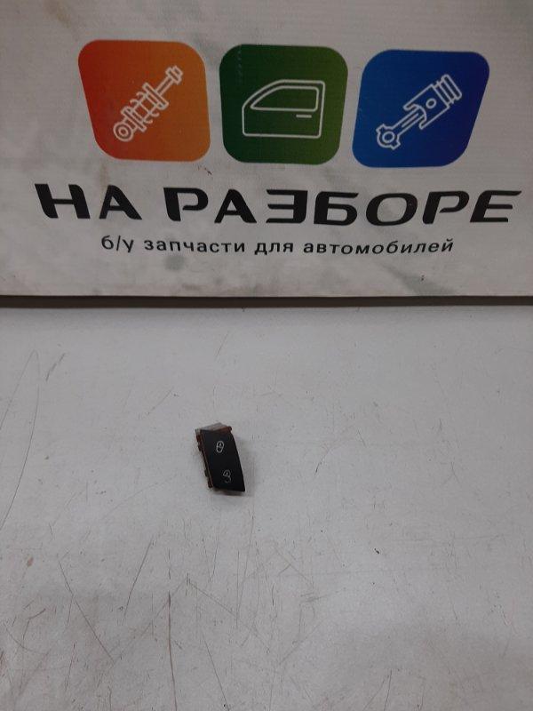 Кнопка центрального замка Skoda Superb 3T CDA 2011 передняя правая (б/у)
