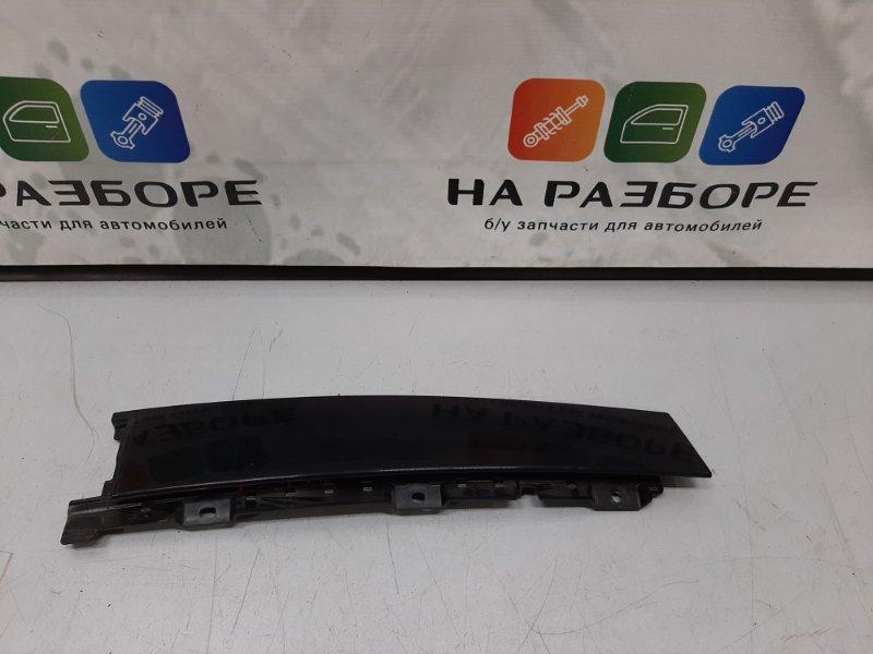 Накладка двери наружная Ford Focus CB8 IQDB 2013 задняя левая (б/у)