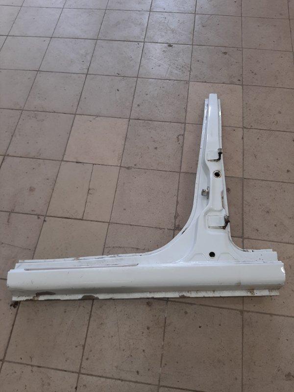 Порог кузовной Lada Granta СЕДАН 11186 2013 левый (б/у)