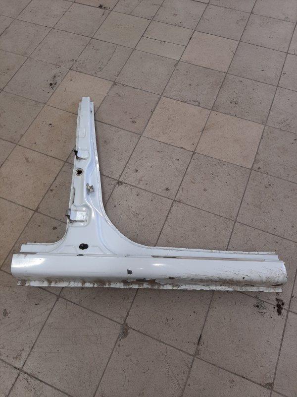 Порог кузовной Lada Granta СЕДАН 11186 2013 правый (б/у)