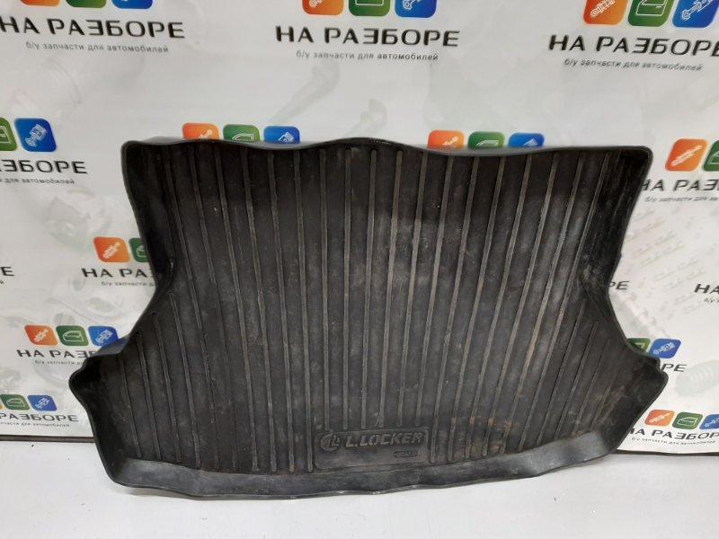 Коврик багажника Lada Granta СЕДАН 11186 2013 (б/у)