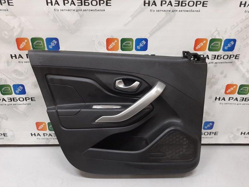 Обшивка двери Lada Xray CROSS 1.6 2018 передняя левая (б/у)