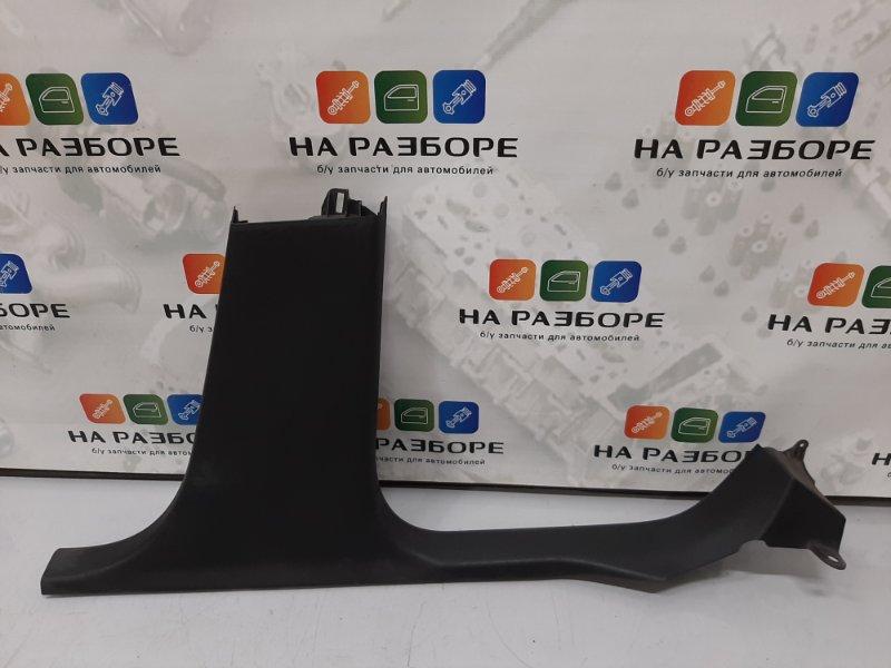 Накладка на стойку внутренняя Skoda Superb 3T CDA 2011 правая (б/у)
