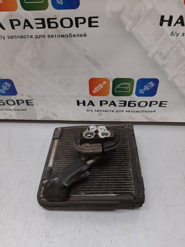 Радиатор кондиционера Skoda Superb 3T CDA 2011 (б/у)