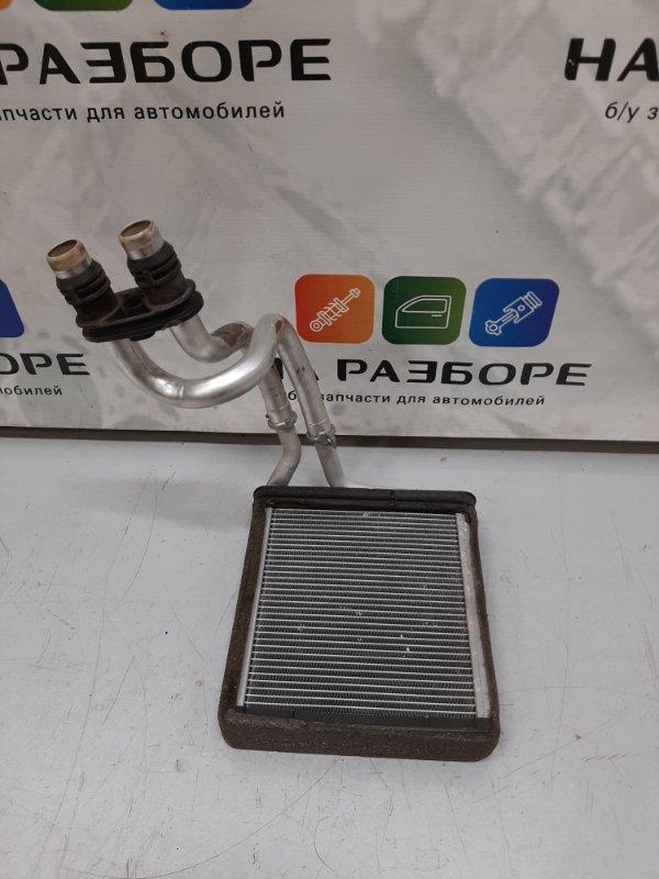 Радиатор печки Skoda Superb 3T CDA 2011 (б/у)