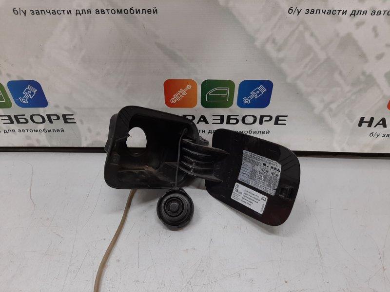 Лючок бензобака Skoda Superb 3T CDA 2011 (б/у)