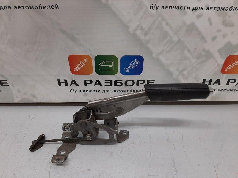 Ручка ручного тормоза Skoda Superb 3T CDA 2011 (б/у)