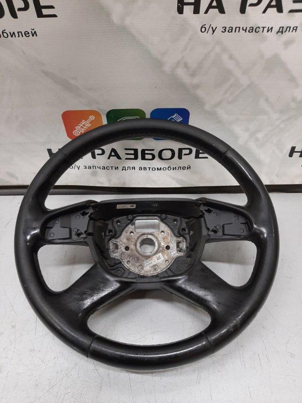 Руль Skoda Superb 3T CDA 2011 (б/у)