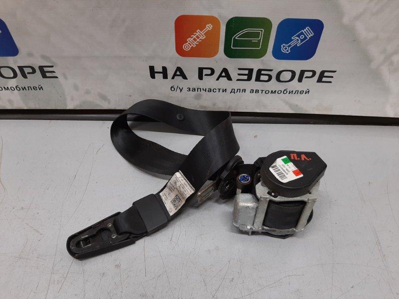 Ремень безопасности Skoda Superb 3T CDA 2011 передний левый (б/у)