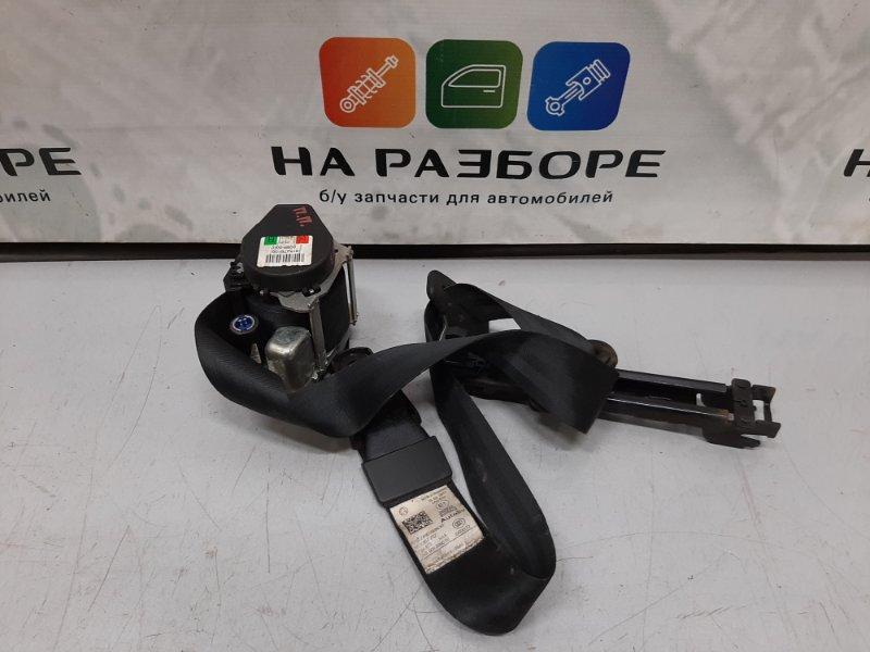 Ремень безопасности Skoda Superb 3T CDA 2011 передний правый (б/у)