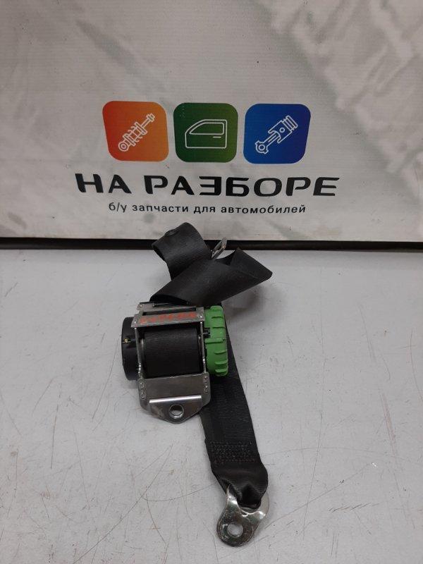 Ремень безопасности Skoda Superb 3T CDA 2011 задний правый (б/у)