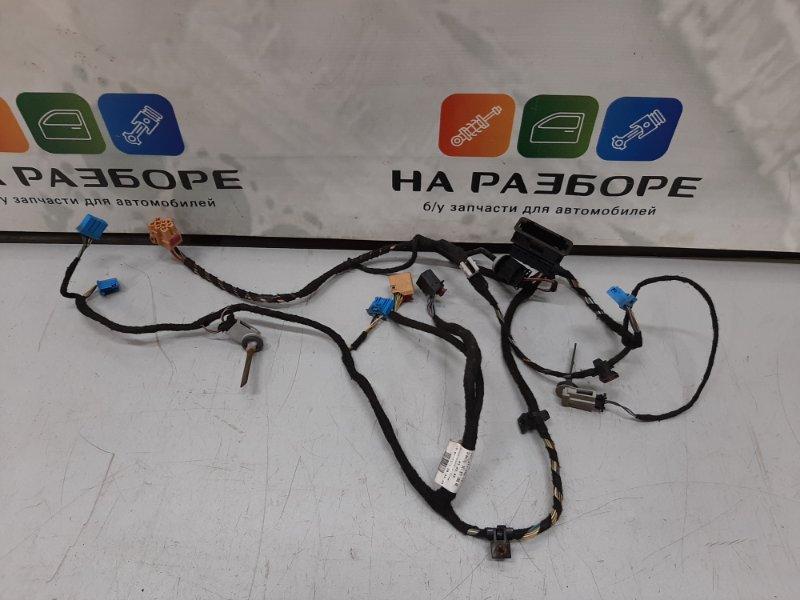 Проводка отопителя Skoda Superb 3T CDA 2011 (б/у)
