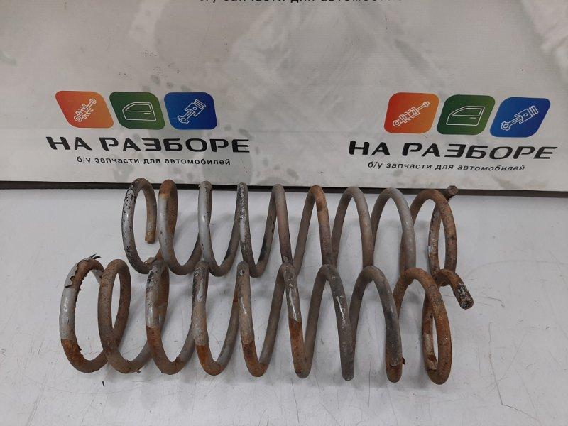Пружина Lada Niva 2121 1.3 2013 задняя (б/у)
