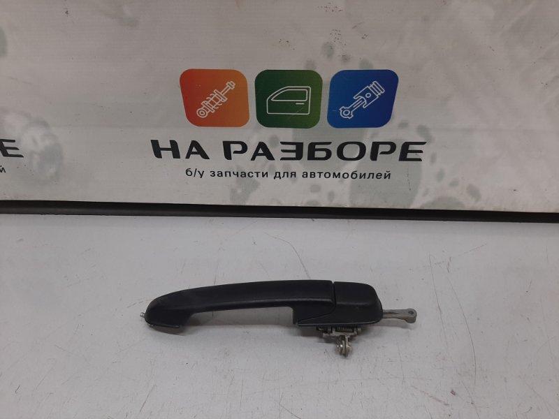 Ручка двери внешняя Lada Granta СЕДАН 2018 задняя правая (б/у)