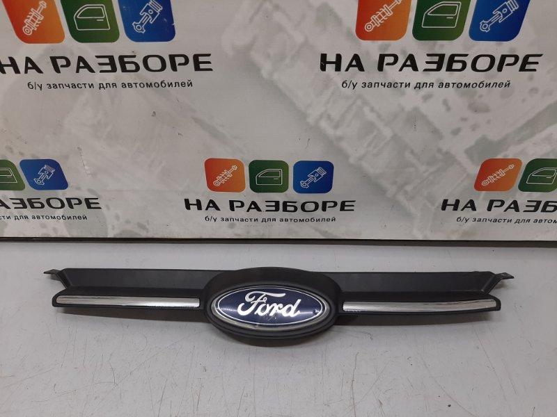 Решетка радиатора Ford Focus CB8 IQDB 2013 (б/у)