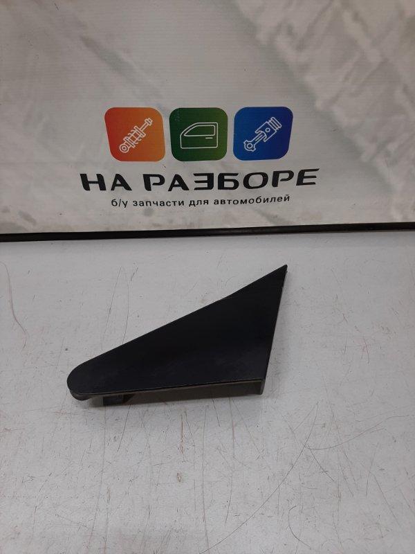 Накладка двери наружная Ssangyong Kyron DJ G23D KYRON 2013 передняя левая (б/у)