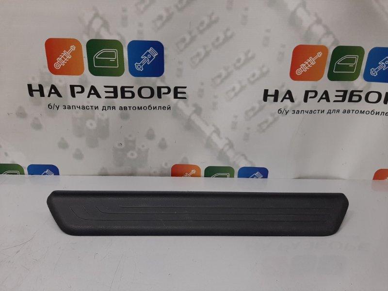Накладка на порог внутренняя Hyundai I40 2013 передняя левая (б/у)