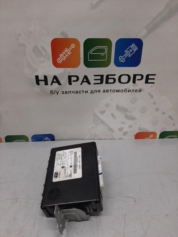 Блок иммобилайзера Hyundai I40 2013 (б/у)
