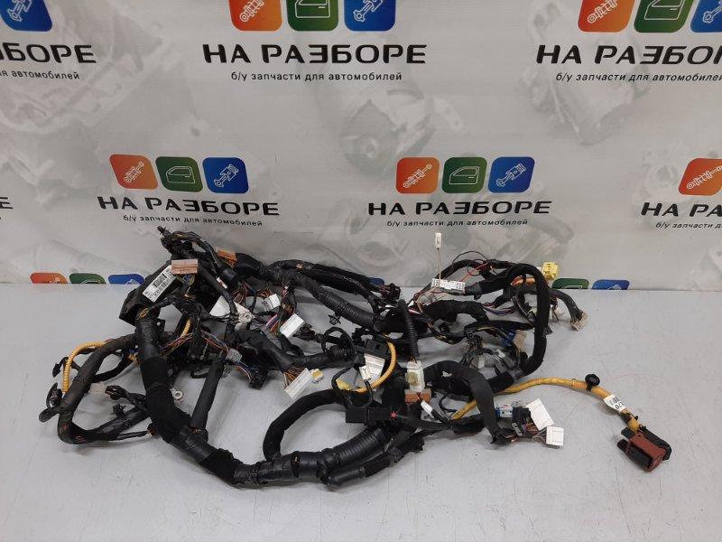 Проводка панели Hyundai I40 2013 (б/у)