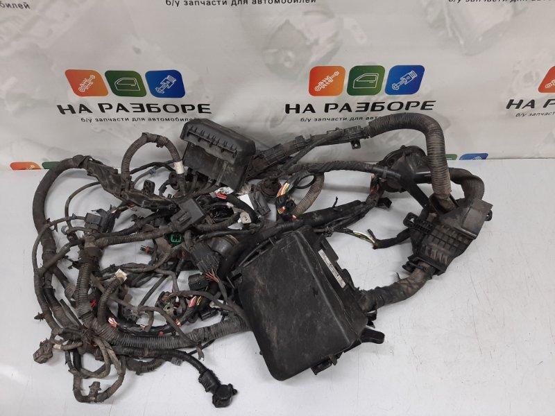 Проводка двигателя Hyundai I40 2013 (б/у)