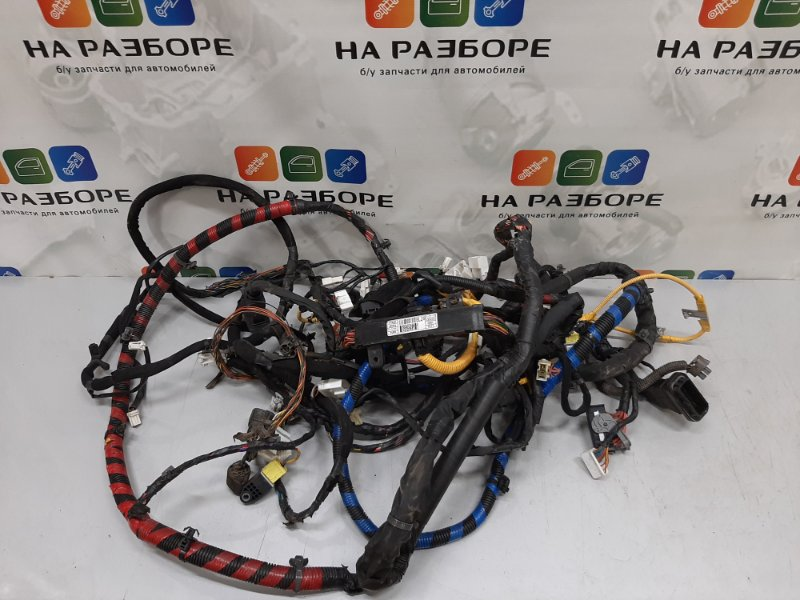 Проводка салона Hyundai I40 2013 (б/у)