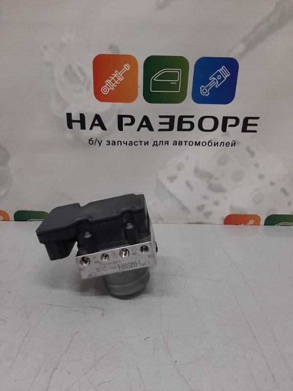 Блок abs Renault Duster H4M 2019 (б/у)
