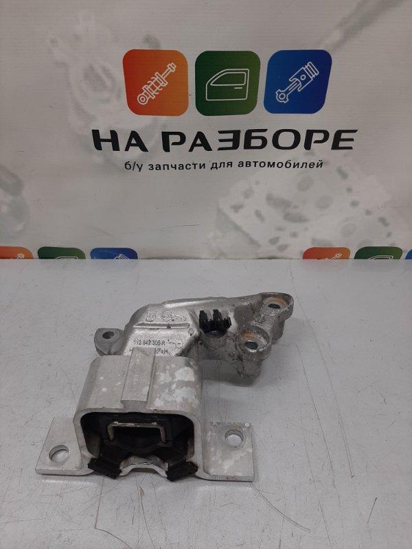 Подушка двигателя Renault Duster H4M 2019 правая (б/у)