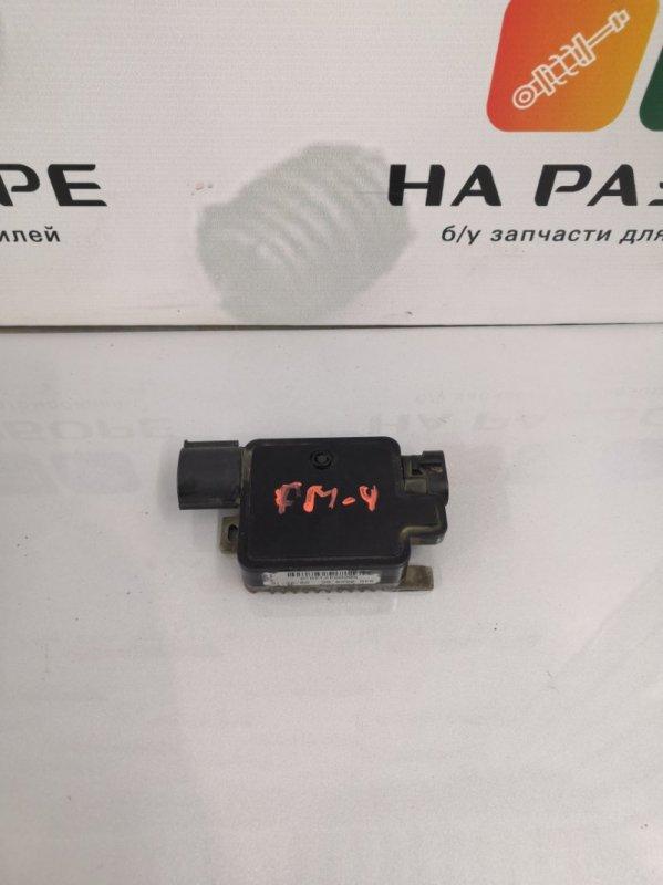 Блок управления вентилятором Ford Mondeo 4 PNBA 2010 (б/у)