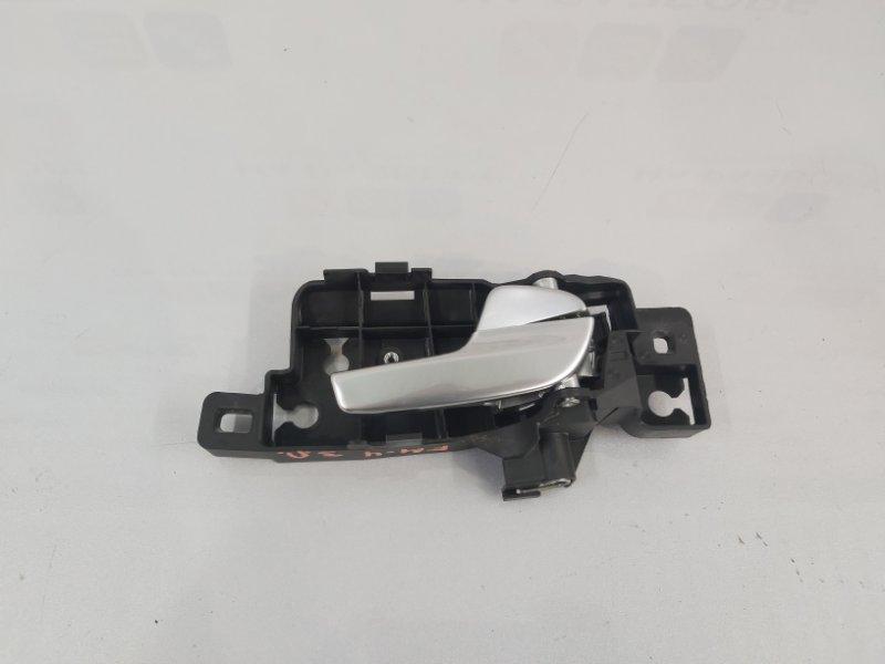 Ручка двери внутренняя Ford Mondeo 4 PNBA 2010 задняя правая (б/у)