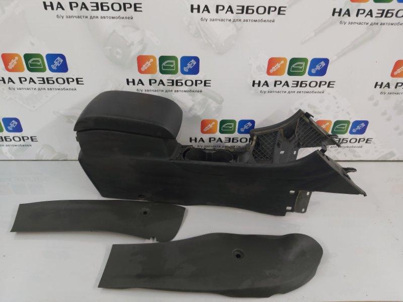 Консоль между сидений Ford Mondeo 4 PNBA 2010 (б/у)