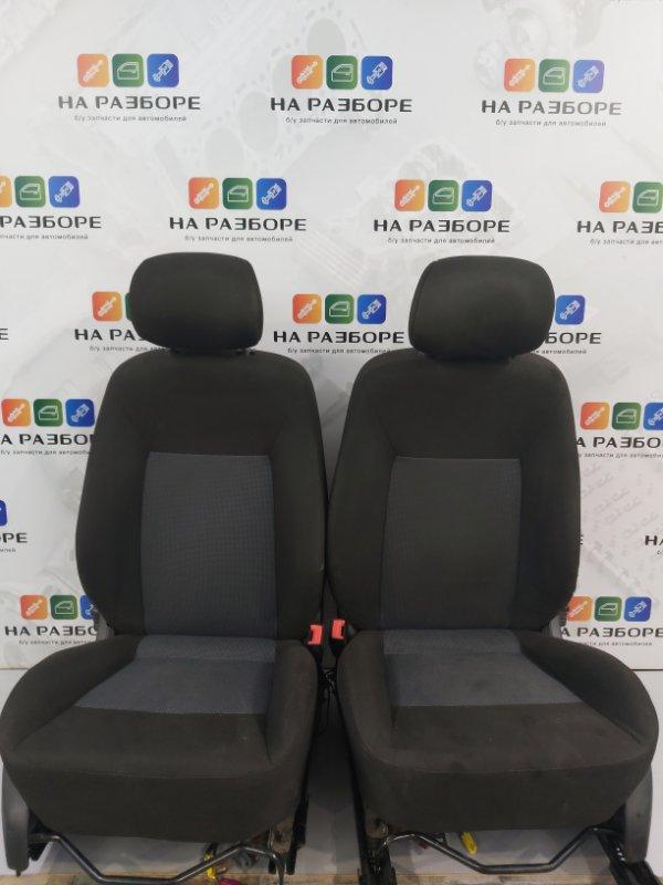 Комплект сидений Ford Mondeo 4 PNBA 2010 (б/у)