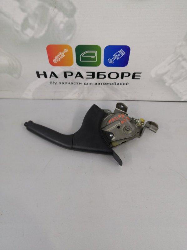 Ручка ручного тормоза Nissan Maxima A33 VQ20DE 2004 (б/у)
