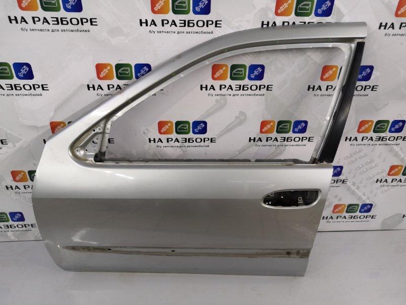 Дверь Nissan Maxima A33 VQ20DE 2004 передняя левая (б/у)