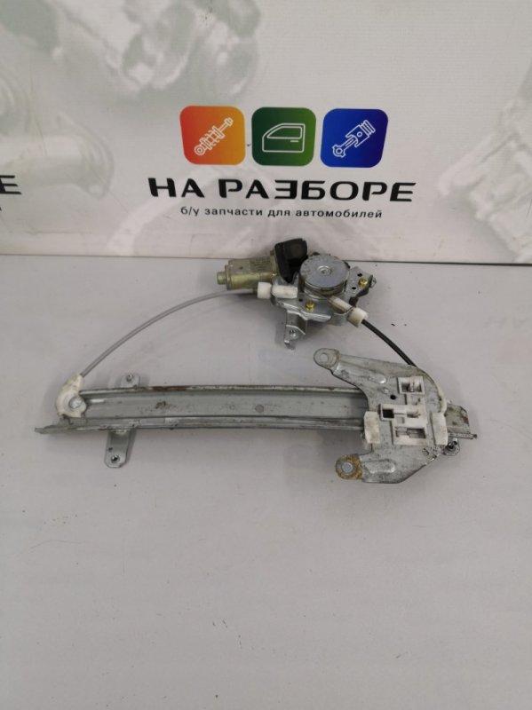 Стеклоподъемник Nissan Maxima A33 VQ20DE 2004 задний правый (б/у)